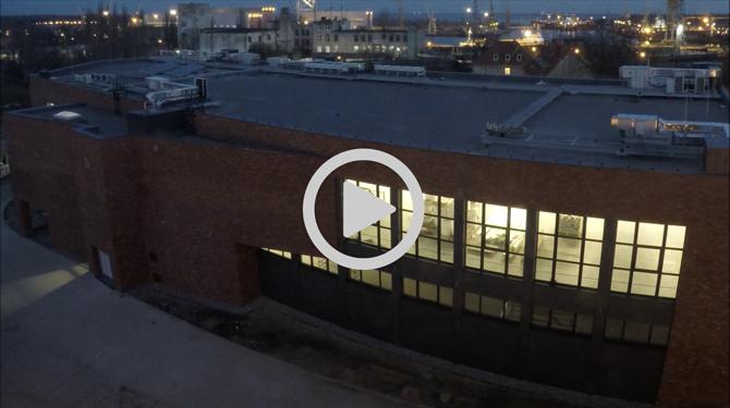 Film z budowy nowego obiektu Tweetop