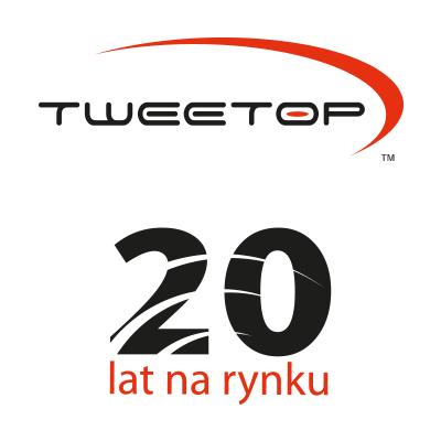 logo 20 lat na rynku